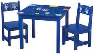 KIDLAND® Kinder-Sitzgarnitur »Rakete«