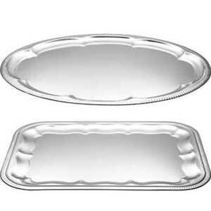 SPICE&SOUL® Servierplatte eckig oder oval