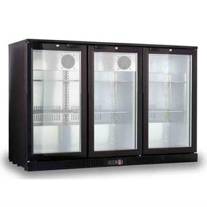 METRO Professional Flaschenkühler GBC3003, 279 l, Schwarz