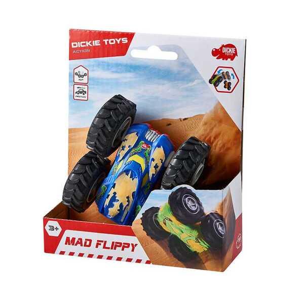 """Dickie Toys """"Crazy Flippy"""" Spielzeugauto, verschiedene Farben"""