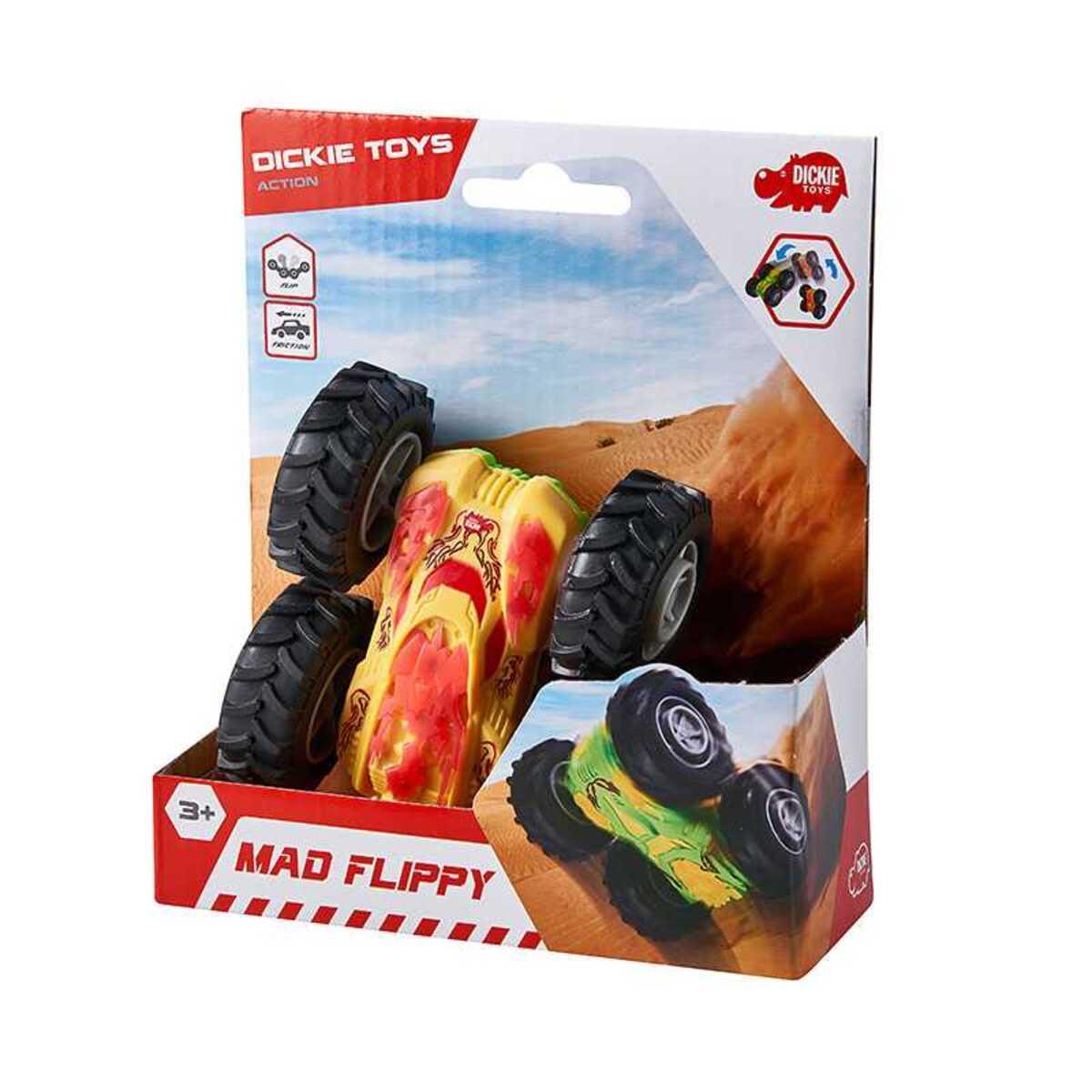 """Bild 2 von Dickie Toys """"Crazy Flippy"""" Spielzeugauto, verschiedene Farben"""