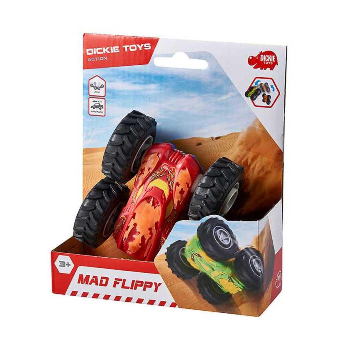 """Bild 5 von Dickie Toys """"Crazy Flippy"""" Spielzeugauto, verschiedene Farben"""