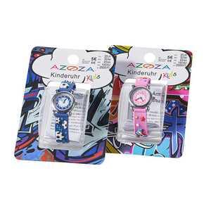 Kinder Armbanduhr, ca. 20 cm Länge, verschiedene Stile und Farben