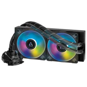 Arctic Liquid Freezer II 240 A-RGB Komplettwasserkühlung für AMD und Intel CPU