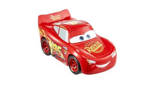 Disney Pixar Cars Track Talkers Lightning McQueen mit Geräuschen