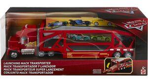 Mattel - Disney Pixar Cars Mack Transporter
