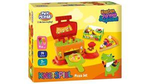 Müller - Toy Place - Pizza Set - kneten - formen - spielen