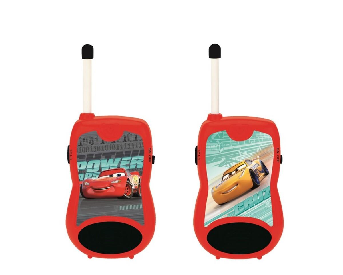 Bild 1 von Lexibook Walkie-Talkies, Disney Cars - 2er-Set