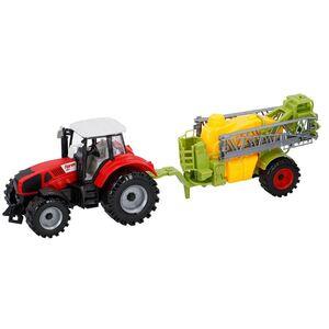 Bauernhof-Spielset Traktor mit Güllewagen