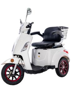Elektromobil »E-Mover«, max. 25 km/h, Reichweite: 60 km, weiß