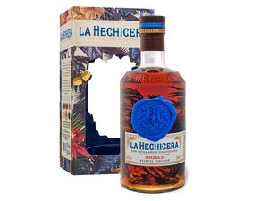 La Hechicera Fine Aged Rum From Colombia 40% Vol