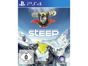 Ubisoft Steep - Konsole PS4