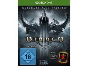 Activision Blizzard Diablo 3 - Reaper of Souls: Ultimate Evil Edition - Konsole XBox One