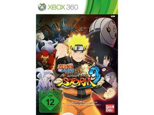 Bandai Namco Entertainment Ger Naruto Shippuden - Ultimate Ninja Storm 3 - XBox 360