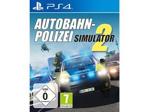 NBG Autobahn-Polizei Simulator 2 - Konsole PS4