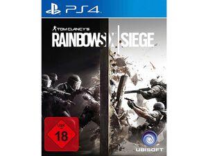ak tronic Tom Clancy's Rainbow Six: Siege - Konsole PS4