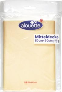 alouette ALOUETTE UNI-MITTELDECKE CREME 2013