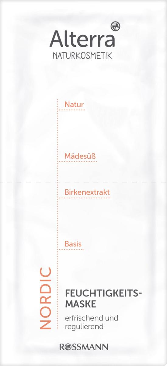 Bild 1 von Alterra NATURKOSMETIK Nordic Feuchtigkeitsmaske