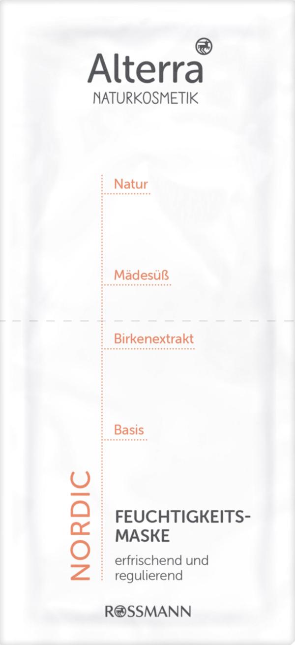 Alterra NATURKOSMETIK Nordic Feuchtigkeitsmaske