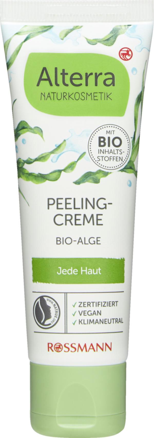 Alterra NATURKOSMETIK Peelingcreme Bio-Alge
