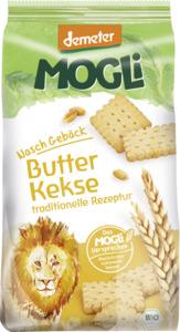 MOGLi Bio Nasch Gebäck Butter Kekse