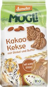 MOGLi Bio Kakao Kekse