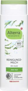 Alterra NATURKOSMETIK Reinigungsmilch Bio-Alge