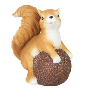 ProVida Dekofigur Eichhörnchen 14 cm