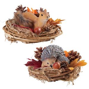 ProVida Dekofigur im Nest in verschiedenen Varianten