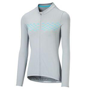 CRANE®  Damen und Herren Winter-Radshirt