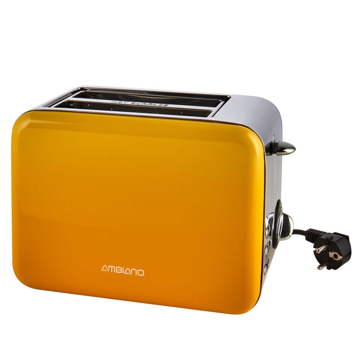 Bild 5 von AMBIANO Edelstahl-Toaster