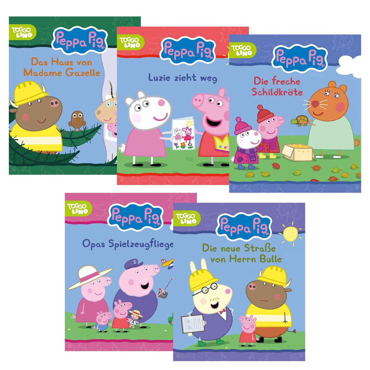 Bild 3 von Minibücher 5er-Set