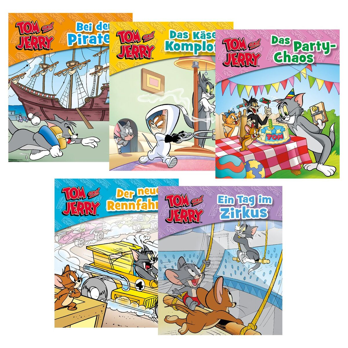 Bild 5 von Minibücher 5er-Set