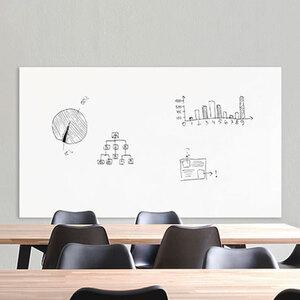 Glas-Schreibtafel, 90 x 120 cm
