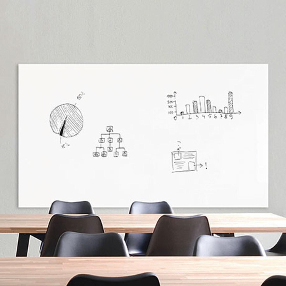 Bild 1 von Glas-Schreibtafel, 90 x 120 cm