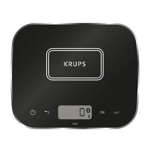 Krups XF 5548 Vernetzte Waage schwarz