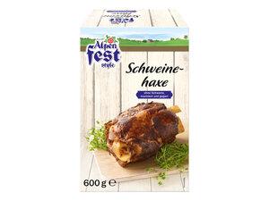 Alpenfest Schweine-Haxe