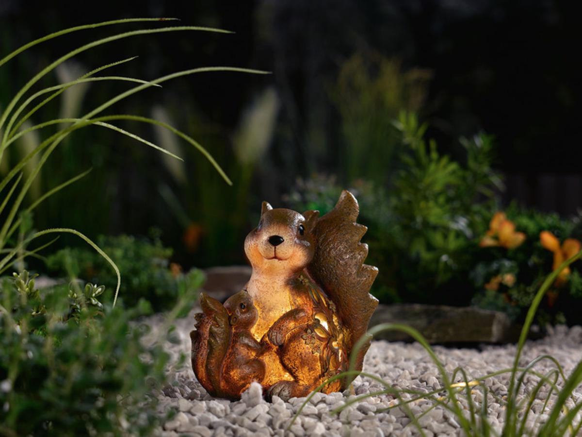 Bild 5 von LIVARNO® Gartenfigur Solar Herbst