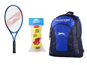 Slazenger Tennis Set Kinder, 6-9 Jahre