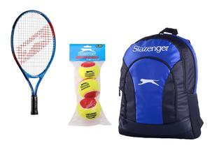 Slazenger Tennis Set Kinder, 4-6 Jahre