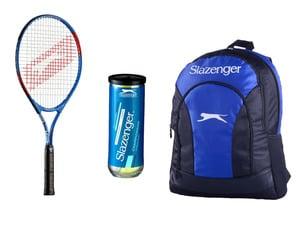 Slazenger Tennis Set Junior, 9-12 Jahre