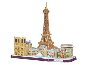 Revell 3D Puzzle »Paris Skyline«, 114 Einzelteile, ab 10 Jahren