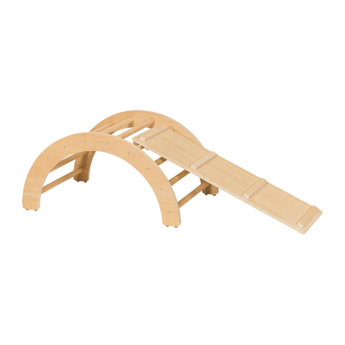 Bild 1 von PLAYLAND     Holz-Klettergerät