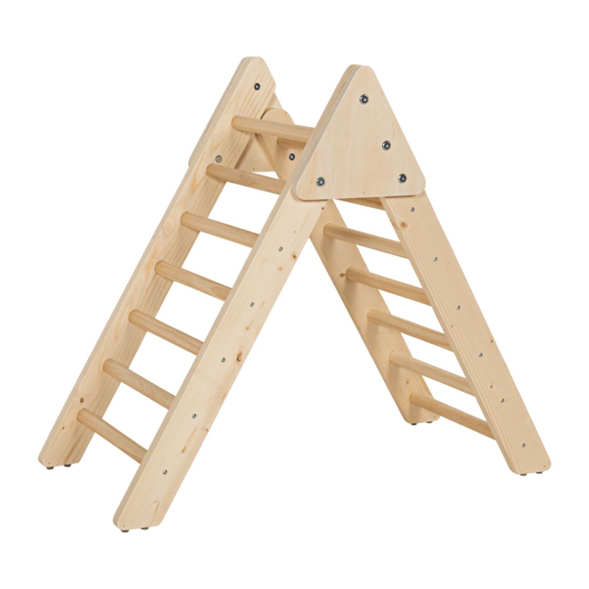 Bild 2 von PLAYLAND     Holz-Klettergerät