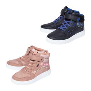 WALKX Highcut-Sneaker mit Leuchtfunktion