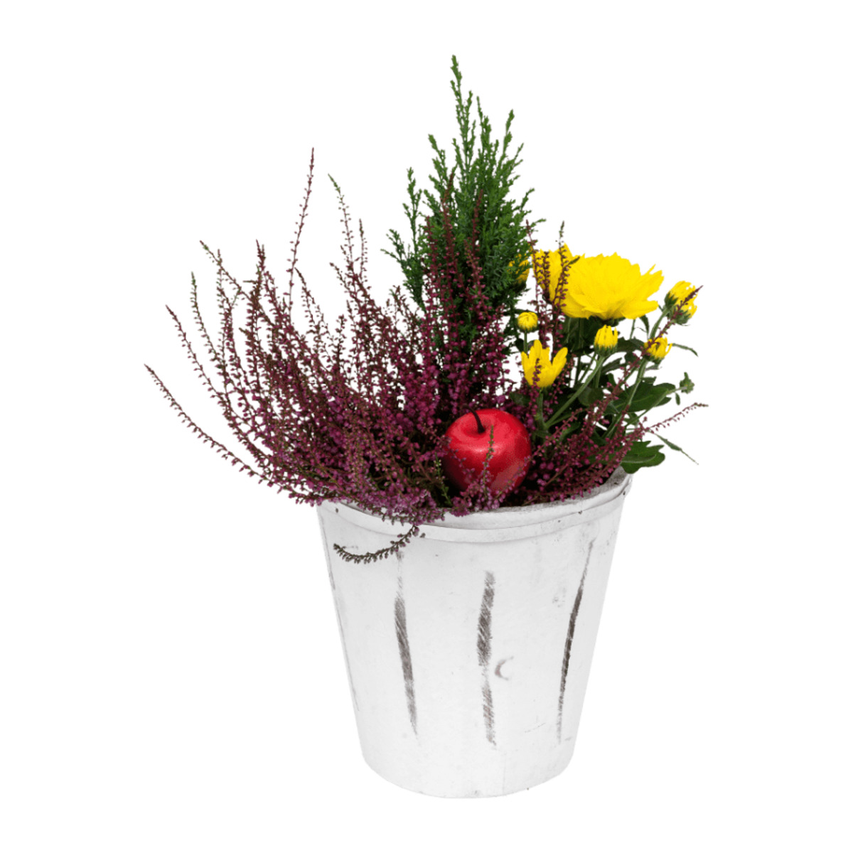 Bild 2 von GARDENLINE Bepflanztes Holzgefäß