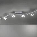 Bild 1 von LED-Deckenleuchte LOLAsmart Sabi, 6-flammig