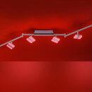 Bild 3 von LED-Deckenleuchte LOLAsmart Sabi, 6-flammig