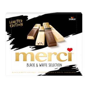 STORCK     Merci Black & White Selection