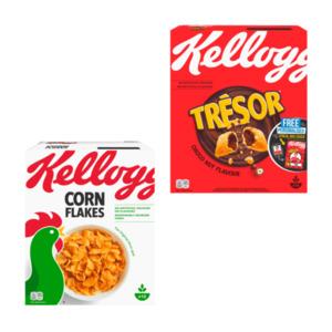 KELLOGG'S     Best of Cerealien